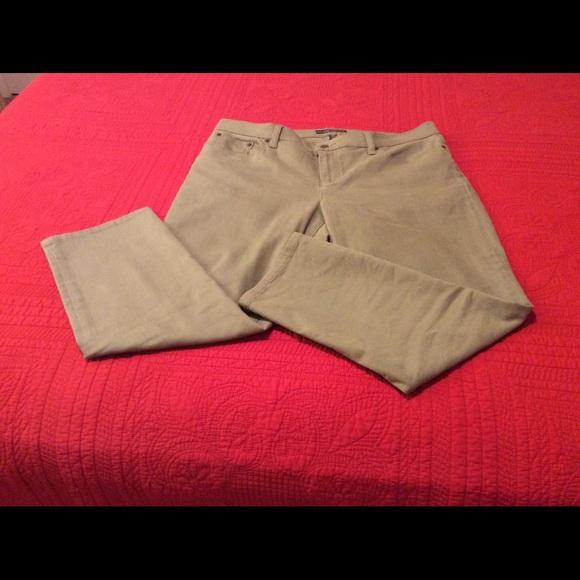 Ralph Lauren Denim - Ralph Lauren Cropped Jeans